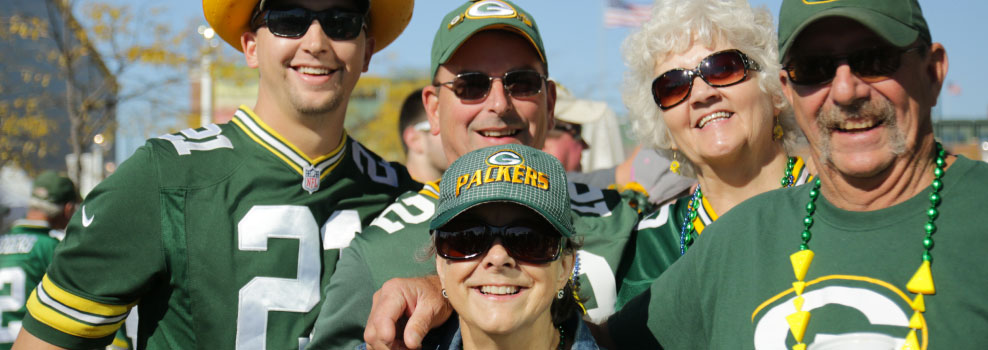 Win Free Green Bay Packers Merchandise