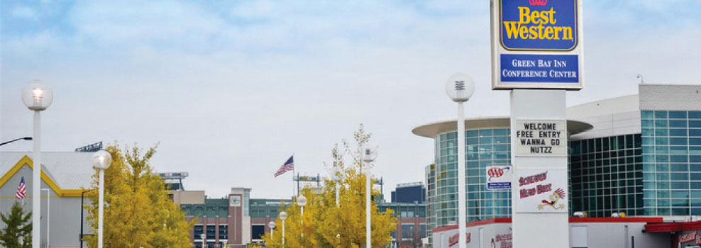 green bay packers hotel packages