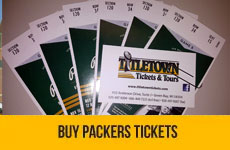 Buy Green Bay Packers tickets